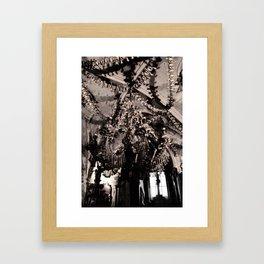 The Bone Church #1 Framed Art Print