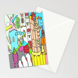 yester Stationery Cards