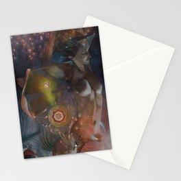 """""""Durga Maya Leela"""" Stationery Cards"""