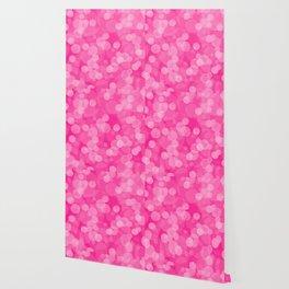 Pink Bubbles 4 Wallpaper