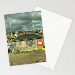 Leigh on Sea Fishermans Shed  Stationery Cards