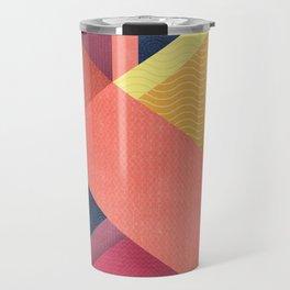 Overlap Travel Mug