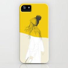 Woman Color 7 iPhone SE Slim Case