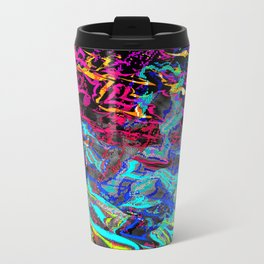 don't try - just make! Travel Mug