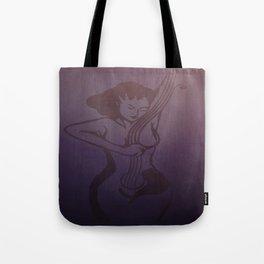 Instrument of Myself Tote Bag