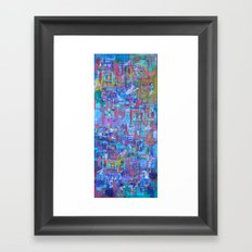 Dojo Framed Art Print