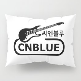 Awesome KPop Rock Band CNBLU Pillow Sham