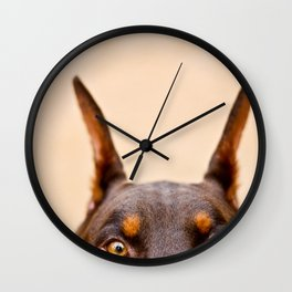 Creeper Of My Soul Wall Clock