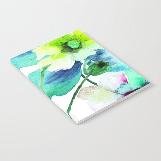 Flowers 08 Notebook
