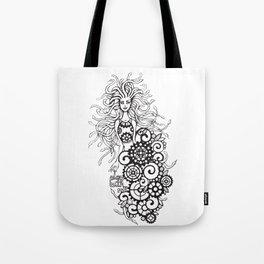 Medusa - play with me! Tote Bag