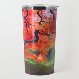 Autumnal Forest 4 Travel Mug