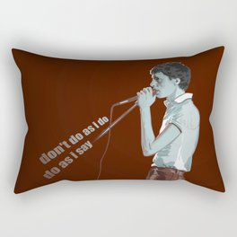 Fad Gadget Rectangular Pillow