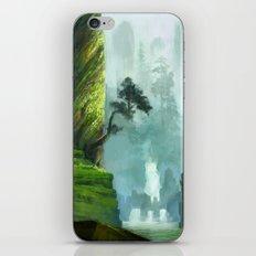Heaven XVIII iPhone Skin