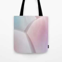 3D abstract sphere background Tote Bag