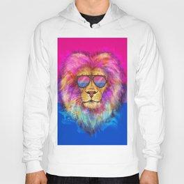 The Bi Lion Pride Hoody