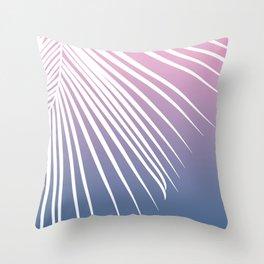 Pastel Palm 01 Throw Pillow