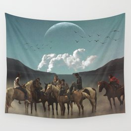'Montes' Wall Tapestry