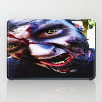 zombies iPad Cases featuring Zombies ! by bobbierachelle