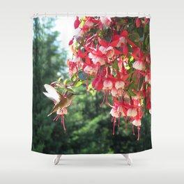 Humming Bird No. 2 Shower Curtain