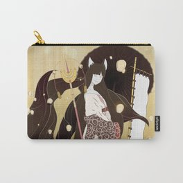 Sunrise at Nara Carry-All Pouch