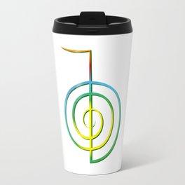 Cho-Ku-Rei - Reiki-Symbol Travel Mug
