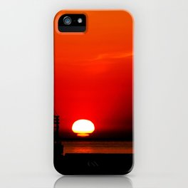 Another Sunset iPhone Case