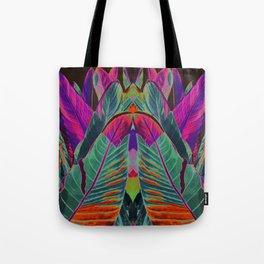 leaves pattern II Tote Bag