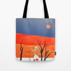 Hide Tote Bag