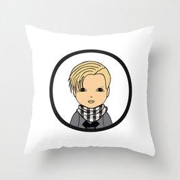 Trendy Boy Throw Pillow