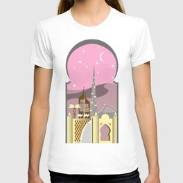 Pink Dubai T-shirt