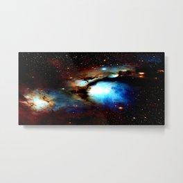 Galaxy Nebula : Messier 78 Metal Print