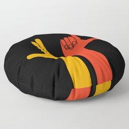 Showdown Floor Pillow