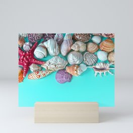 Mussels Mini Art Print