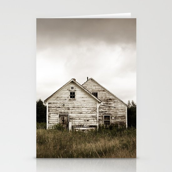 A life Lost Stationery Cards