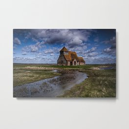 St Thomas Becket Fairfield Metal Print