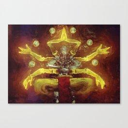 Zenyatta Art Print Canvas Print