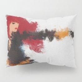 Black Widow Pillow Sham