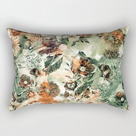 Dahlia II Rectangular Pillow