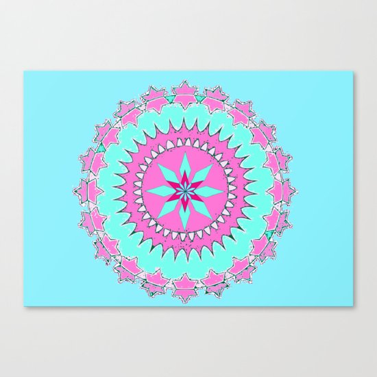 My Mandala Canvas Print