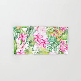Tropical Garden 2 Hand & Bath Towel