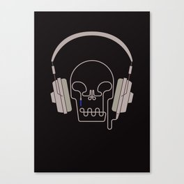 This is Punk Rock. Canvas Print