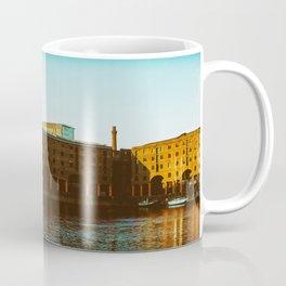 Albert Dock and Three Graces Coffee Mug