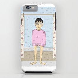 My personal Zen moment iPhone Case