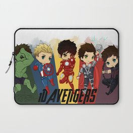 1D Avengers Laptop Sleeve