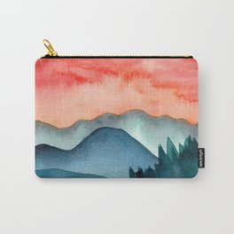 Mini dreamy landscape II Carry-All Pouch