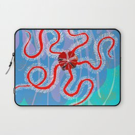 Bright-eyed and Bristle-armed Laptop Sleeve