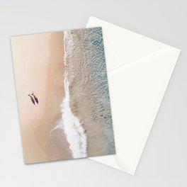 Malibu California Beach I Stationery Cards