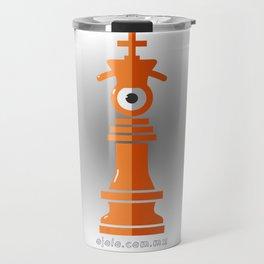 king eye Travel Mug