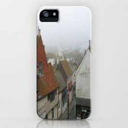 Hastings Old Town from the Jenny Lind iPhone Case