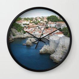 Dubrovnik Wall Clock